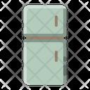 Household Kitchen Refrigerator Icon