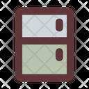 Refrigerator Electronic Freezer Icon