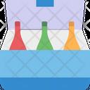 Refrigerator Drinks Minibar Icon