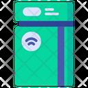 Refrigerator Smart Home Fridge Icon