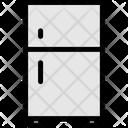 Refrigator Kitchen Kitchenware Icon