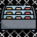 Refrigerator-cake Icon