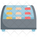 Refrigerator Cake Dessert Icon