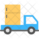 Refrigerator Delivery Icon