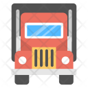Refrigerator Van Vehicle Icon