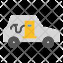 Refuel Gas Fuel Icon