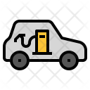 Refuel Gas Icon