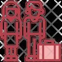 Refugee Sos Help Icon