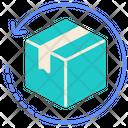 Reverse Logistics Return Icon