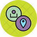 Region Place Settings Icon