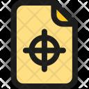 Register Mark Icon