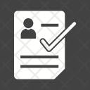 Register Profile Verify Icon