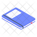 Notebook Notepad Jotter Icon