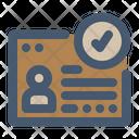 Register Website Login Icon