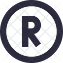 Registered Icon