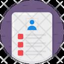 Registration Icon