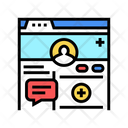 Registration Social Page Icon