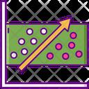 Regression analysis Icon