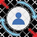 Regular Visitor Returning Visitor User Icon