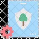 Regulation Law Preservation Icon