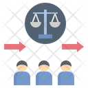 Ethic Regulation Rule Icon