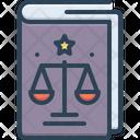 Regulation Law Precept Icon