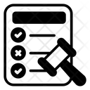 Regulation Icon