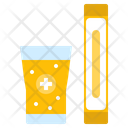 Rehydration Water Drink Icon