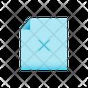 Reject File Icon