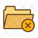 Rejected Folder Icon