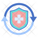 Relapse Prevention Relapse Reduction Icon