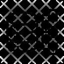 Database Server Hosting Icon