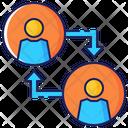 Business Relationship Partnership Icon