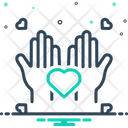 Relationship Love Heart Icon