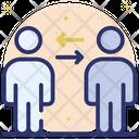 Relationship Association Human Link Icon