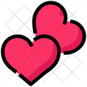 Spring Relationship Heart Icon
