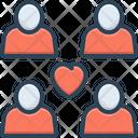 Relationship Icon