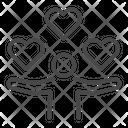 Cheating Love Affair Affairs Icon