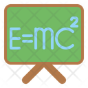 Relativity Formula Physics Icon