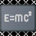 Relativity Theory Einstein Icon