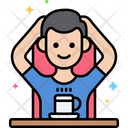 Relaxation Icon