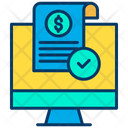 Release Successful Invest Investment Document Icon