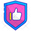 Reliability Security Internet Icon