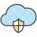 Reliability Cloud Computing Icon
