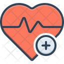 Relief Heart Comfort Icon