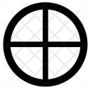 Paganism Religion Star Icon