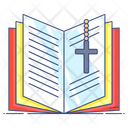 Religious Book Bible Christianity Book Icon