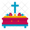 Religious Funeral Icon