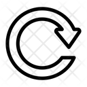 Refresh Circular Arrows Update Icon
