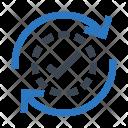 Reload Refresh Tick Icon